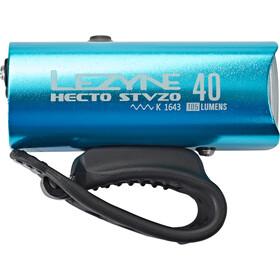 Lezyne LED Hecto Drive 40 Faro delantero LED, blue